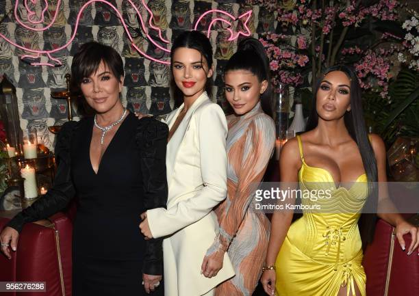 Talent Manager, Jenner Communications, Kris Jenner, Model Kendall Jenner, Founder, Kylie Cosmetics Kylie Jenner, Founder, The Business of Fashion...