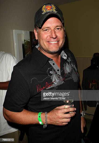 Talent manager Joe Simpson at the STAR LOUNGE presented by Hard Rock Hotel and Rolling Stone on August 8, 2007 in Las Vegas, Nevada