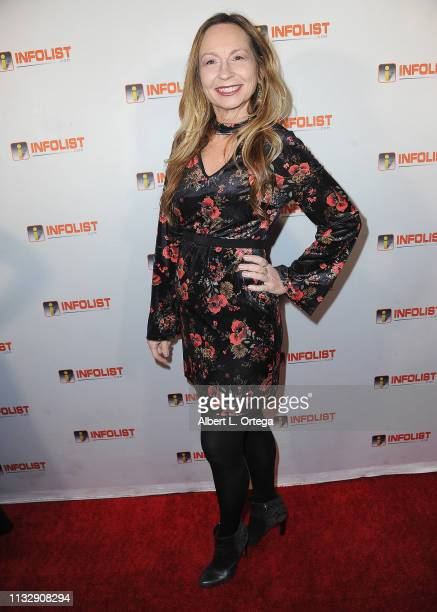 Talent Manager Tania Camargo arrives for PreOscar Soiree Hosted By INFOListcom and Birthday Celebration for Founder Jeff Gund held at SkyBar at the...