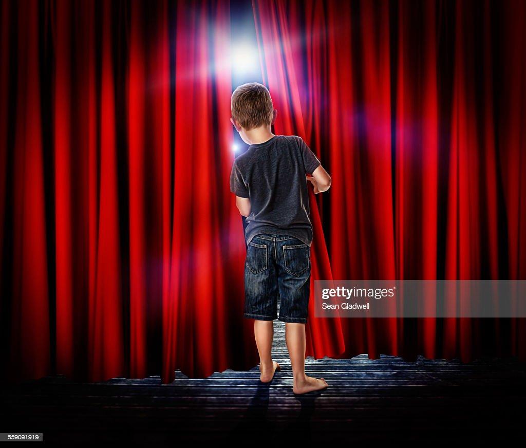 Talent show : Stock Photo