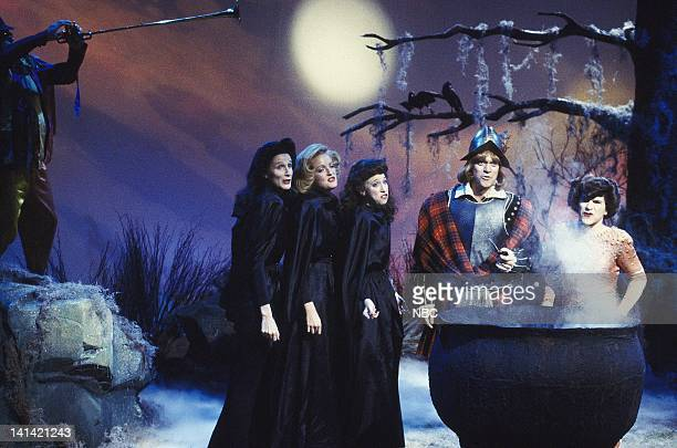 LIVE Tales From The Hip Episode 4 Air Date Pictured Mary Gross Christine Ebersole Robin Duke Joe Piscopo Tim Kazurinsky Photo by Alan Singer/NBCU...