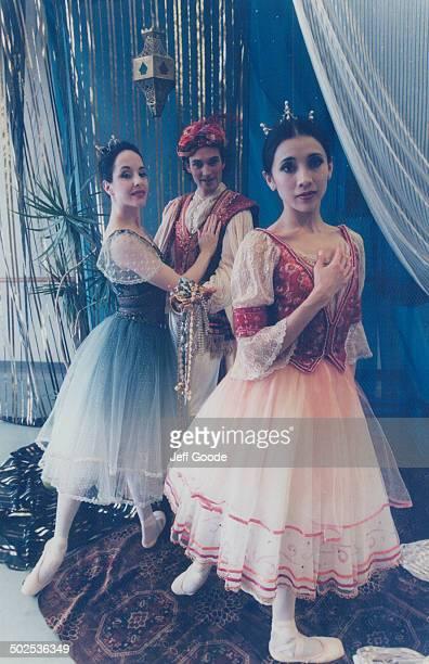 Tales of the Arabian Nights Kimberly Glasco; Jeremy Ransom; Chan Han Goh