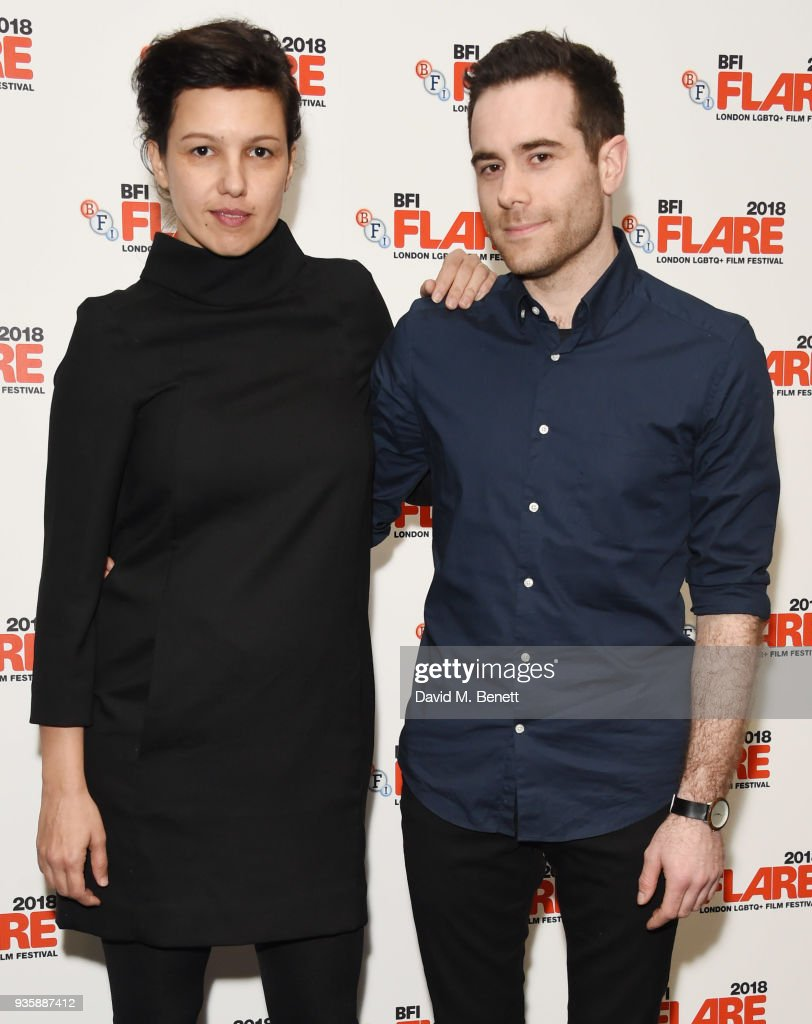 """My Days Of Mercy"" - BFI Flare: London LGBTQ+ Film Festival Opening Night Gala - VIP Arrivals"