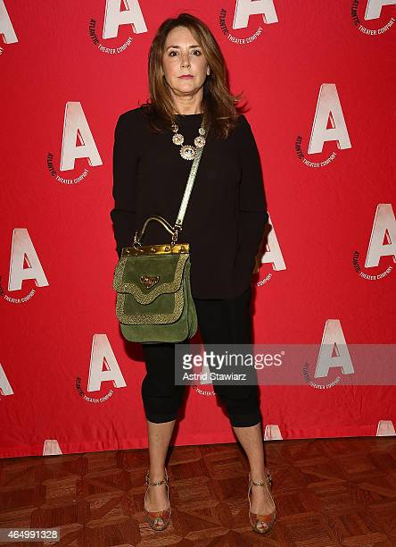 Talia Balsam attends Atlantic Theater Company 30th Anniversary Gala at The Pierre Hotel on March 2 2015 in New York City