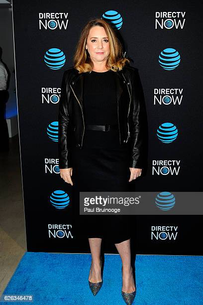 Talia Balsam attends the ATT Celebrates the Launch of DIRECTV NOW at Venue 57 on November 28 2016 in New York City