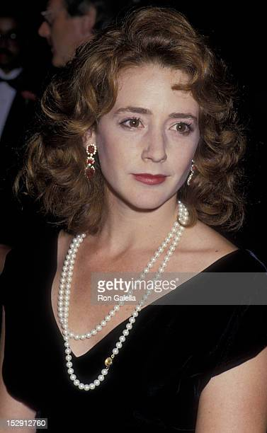 Talia Balsam attends the premiere of 'In The Mood' on September 16 1987 at Mann Chinese Theater in Hollywood California