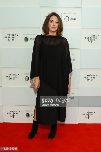"""Talia Balsam attends """"With/In Vol.1"""" Premiere during the 2021 Tribeca Festival at Brookfield Place on June 13, 2021 in New York City."""