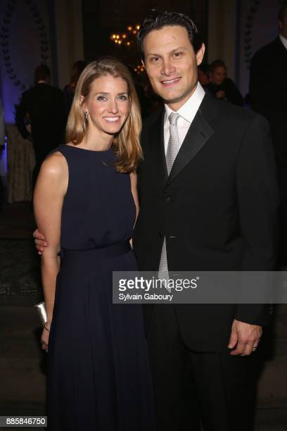 Talia Day and Andrew Day attend The 20th Anniversary Food Allergy Ball Benefiting Food Allergy Research Education at The Pierre Hotel on December 4...