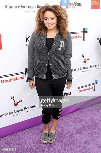 Talia Jackson arrives at The Alliance for Lupus research 8th Annual LA Area Walk with us to cure Lupus Walk Rock Twilight Stroll at Rose Bowl on June...