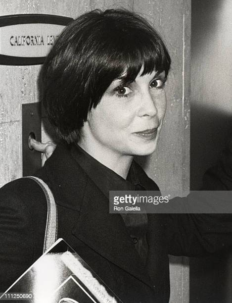 Talia Shire during Filmex '77 at Century Plaza in Los Angeles California United States