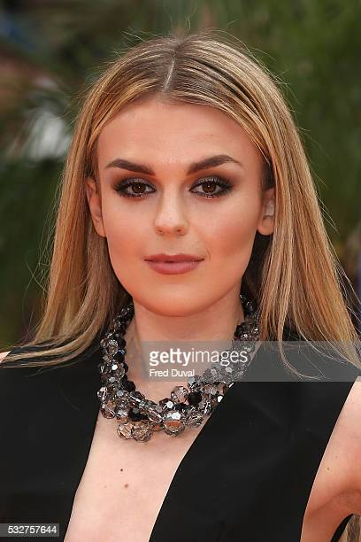 Talia Storm attends 'The Nice Guys' UK Premiere at Odeon Leicester Square on May 19 2016 in London England