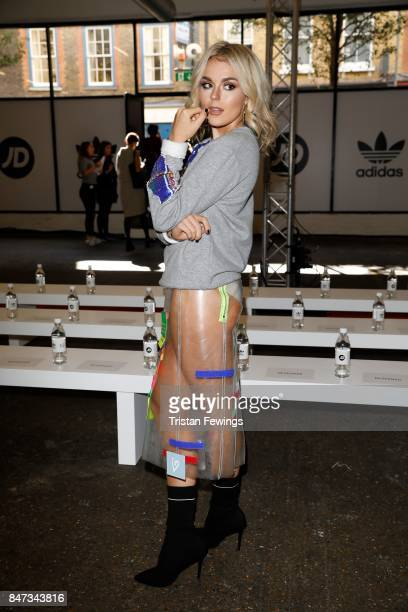 Talia Storm Hailey Baldwin partners with adidas and JD Sports to create  Streets of EQT a