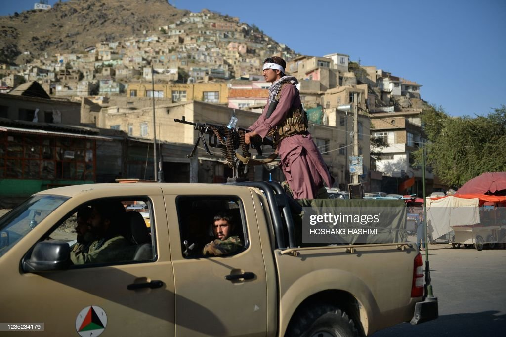AFGHANISTAN-CONFLICT : News Photo