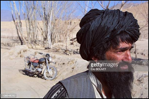 Taliban surrendering to the Northern Alliance in Kabul Afghanistan on November 25th 2001