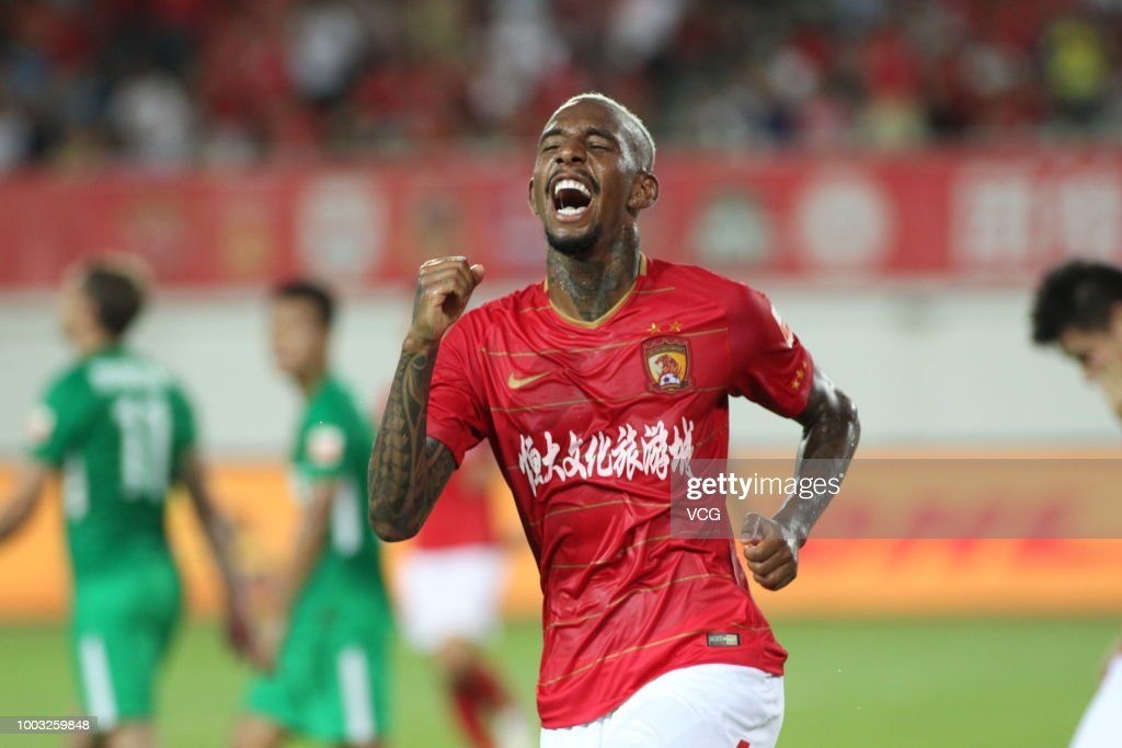 Guangzhou Evergrande v Guizhou Hengfeng - 2018 China Super League