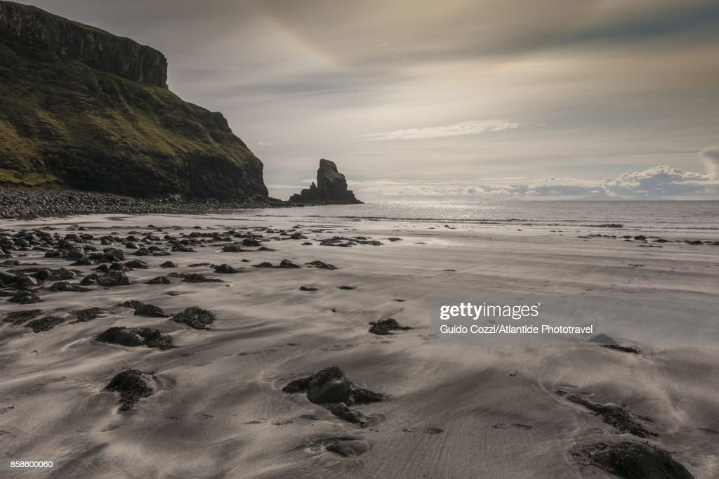 Talisker beach : Stock-Foto