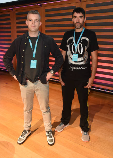 GBR: Talk Art Hosted By Russell Tovey and Robert Diament - London Podcast Festival
