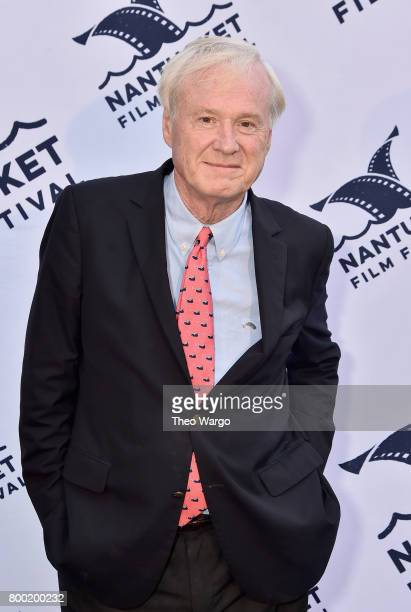 Talk show host Chris Matthews attends the Screenwriters Tribute during the 2017 Nantucket Film Festival Day 3 on June 23 2017 in Nantucket...