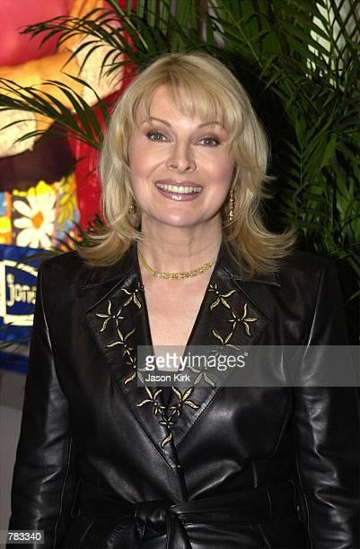 Talk show host Jenny Jones attends The National Association of Television Program Executives Conference January 23 2001 in Las Vegas NV