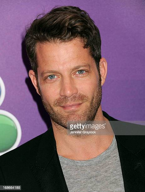 Talk Show Host Nate Berkus attends the 2013 NBC Upfront Presentation Red Carpet Event at Radio City Music Hall on May 13 2013 in New York City