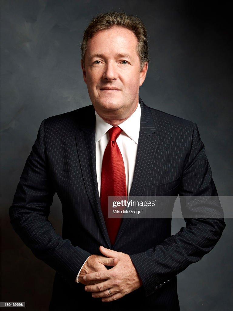 Piers Morgan, Self Assignment, September 11, 2013