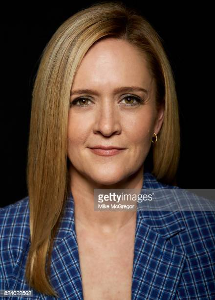 Talk show host Samantha Bee is photographed for Variety on May 5 2017 in New York City