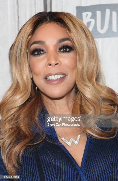 Talk show host Wendy Williams attends Build Series to discuss her daytime talk show at Build Studio on April 17 2017 in New York City