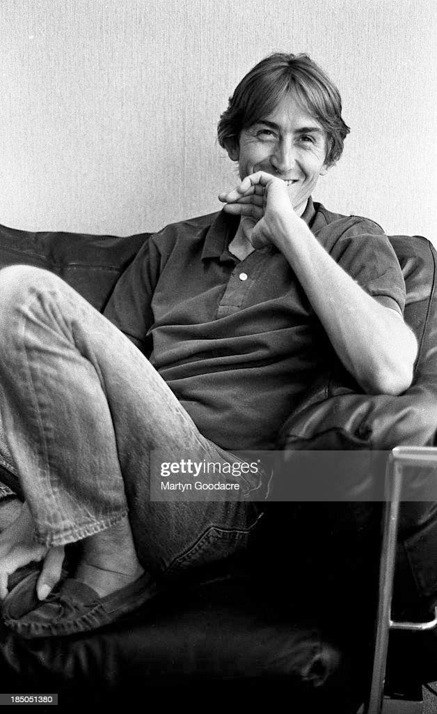 Talk Talk Singer Mark Hollis London 1990 : Fotografía de noticias