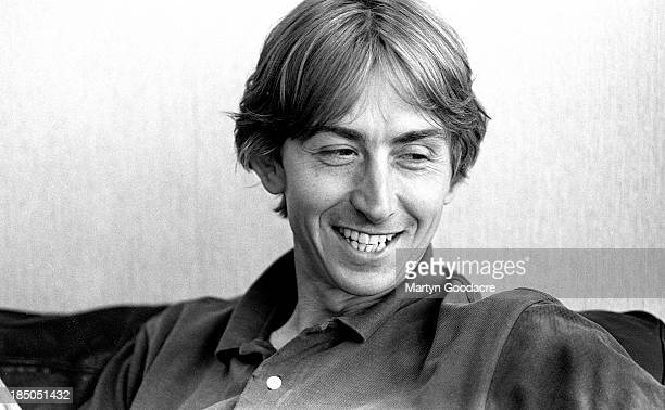 Talk Talk singer Mark Hollis portrait London United Kingdom 1990