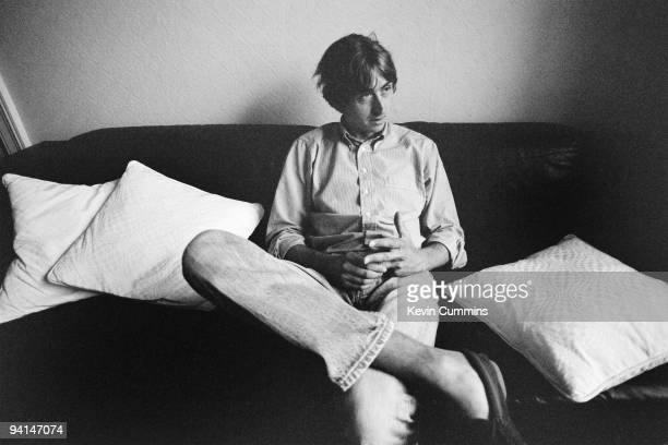 Talk Talk singer Mark Hollis Tooting London 30th July 1991