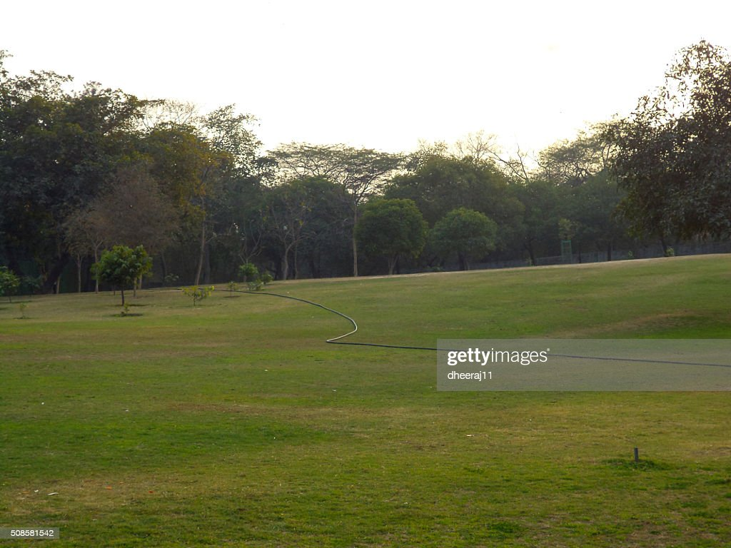 Talkatora Garden, New Delhi : Stock Photo