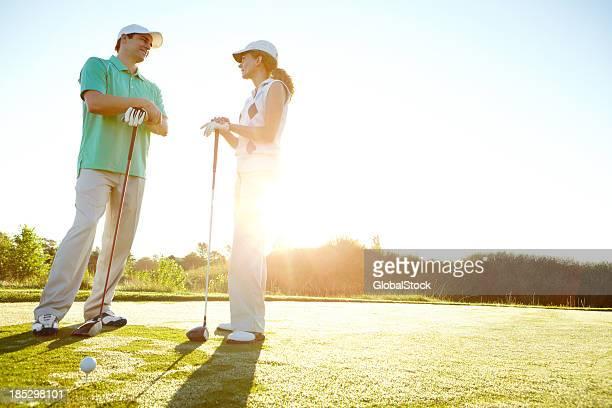 Talking golf - Copyspace