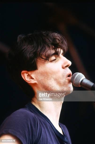 Talking Heads David Byrne Rock Werchter Festival Werchter Belgium