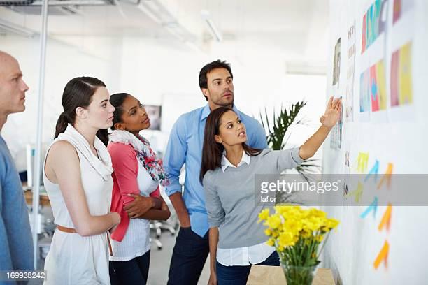 Parla attraverso il processo di progettazione