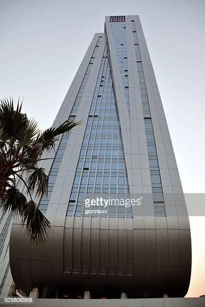 Tall modern buildings in Zhuhai, Guangdong, China