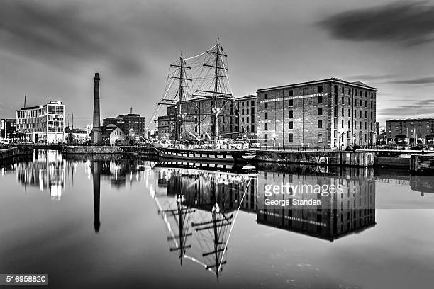 Tall Ship Albert Dock Liverpool
