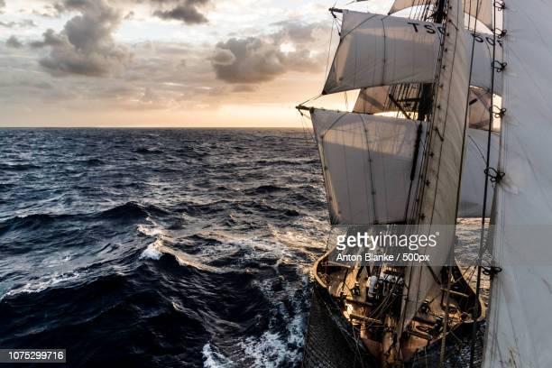 tall ship Roald Amundsen