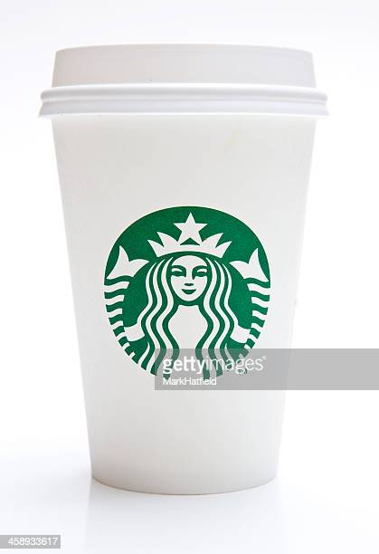 Tall Starbucks Coffee Cup