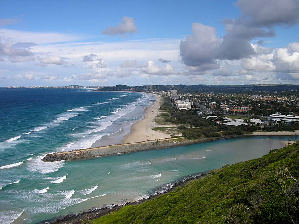 Tallebudgera Palm Beach