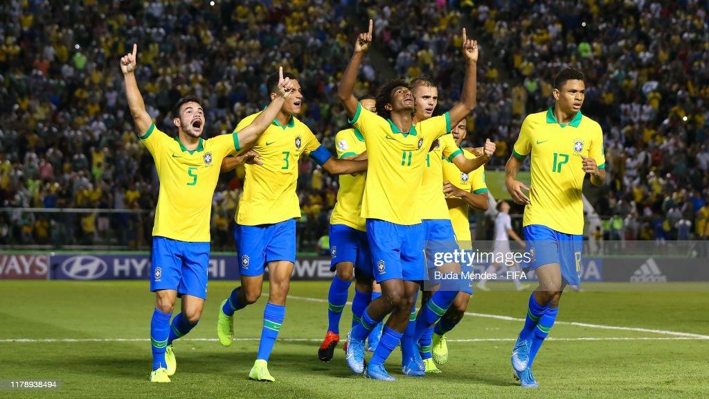 Brazil v New Zealand - FIFA U-17 World Cup Brazil 2019 : News Photo
