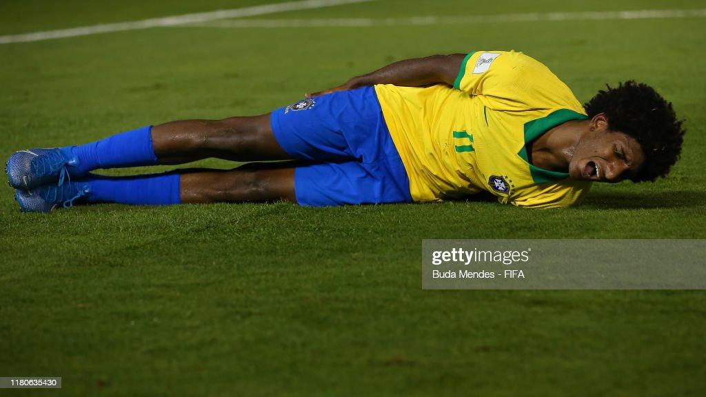 Brazil v Chile - FIFA U-17 World Cup Brazil 2019 : News Photo