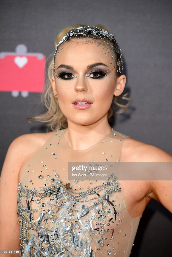Tallia Storm attending the Naked Heart Foundation Fabulous Fun dFair held at The Roundhouse in Chalk Farm, London. PRESS ASSOCIATION Photo. Picture date: Tuesday February 20, 2018. Photo credit should read: Ian West/PA Wire.