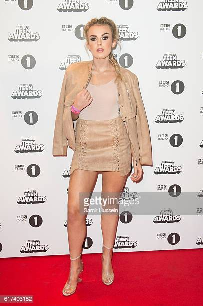 Tallia Storm attends BBC Radio 1's Teen Awards at SSE Arena Wembley on October 23 2016 in London England