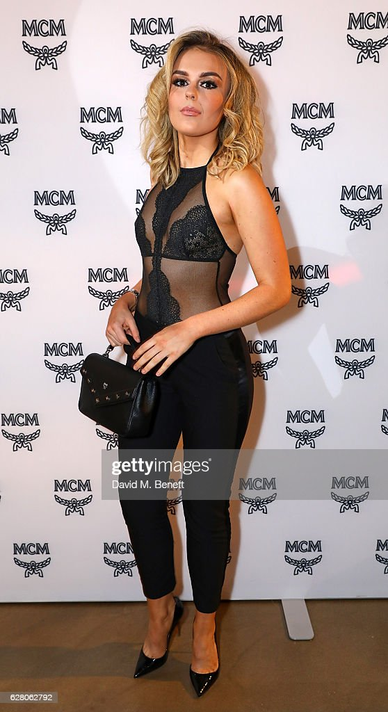 MCM London Flagship Opening Party : News Photo