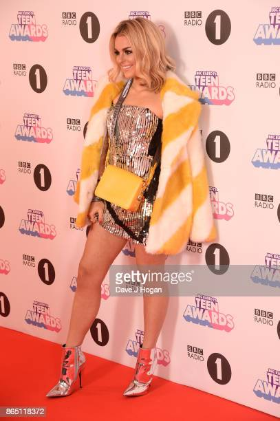 Tallia Storm attends the BBC Radio 1 Teen Awards 2017 at Wembley Arena on October 22 2017 in London England