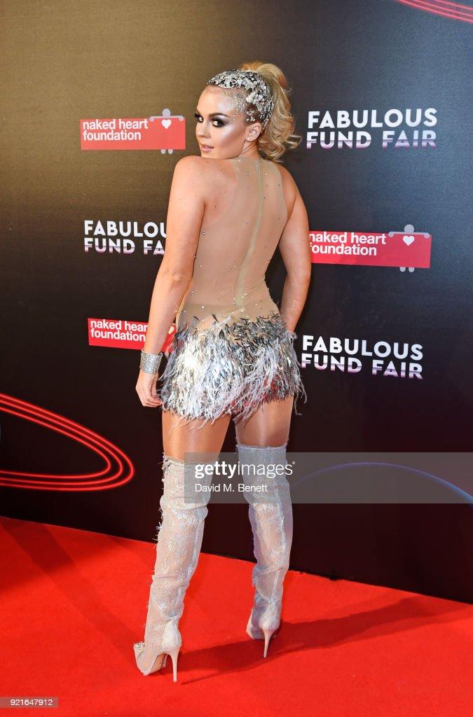 Naked Heart Foundation's Fabulous Fund Fair In London : Foto di attualità