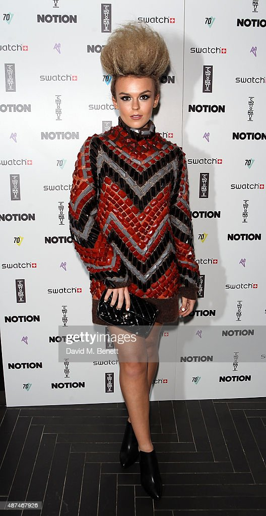 Notion Magazine X Swatch Issue 70 Launch Party