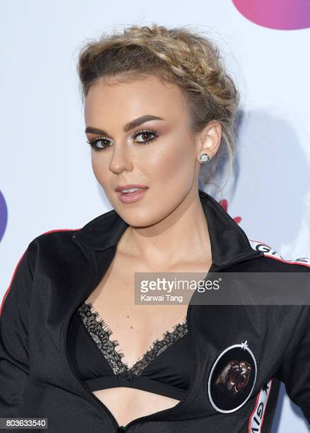 Tallia Storm attends the WTA PreWimbledon party at Kensington Roof Gardens on June 29 2017 in London England