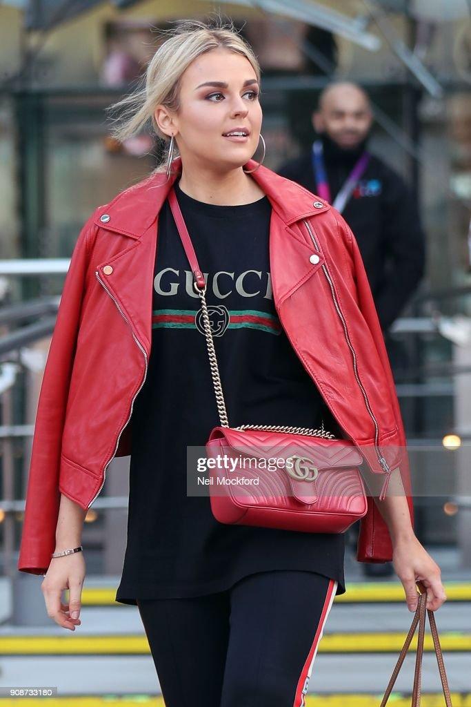 London Celebrity Sightings -  January 22, 2018