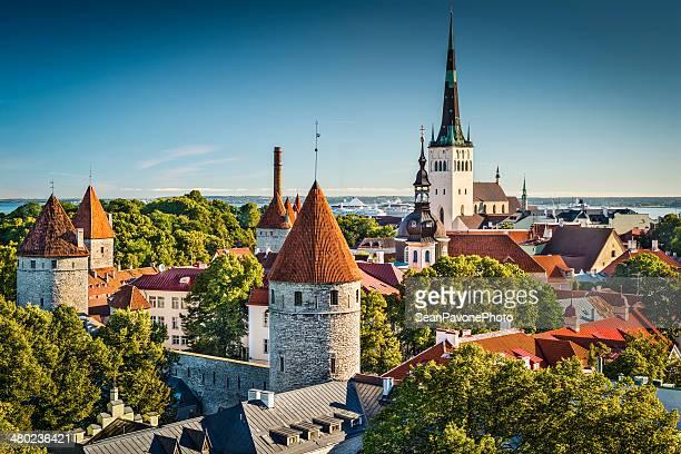 1. Tallinn, Estonia